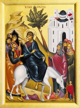 Click to find out more about Palm Sunday and Holy Week